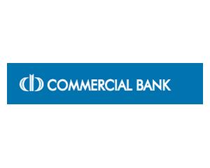 Commercial bank logo