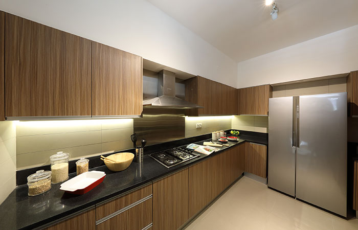kitchen - Havelock City luxury apartments for sale in colombo sri lanka