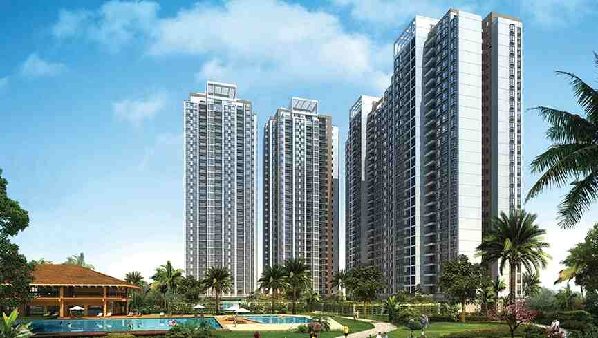 Havelock City luxury apartments for sale in colombo sri lanka