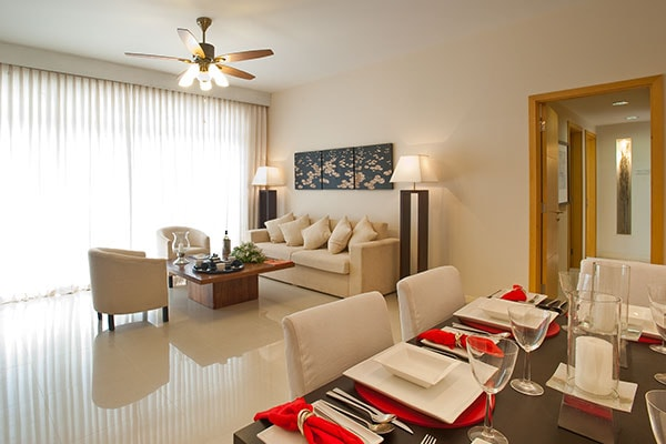 Interior - Havelock City luxury apartments colombo sri lanka