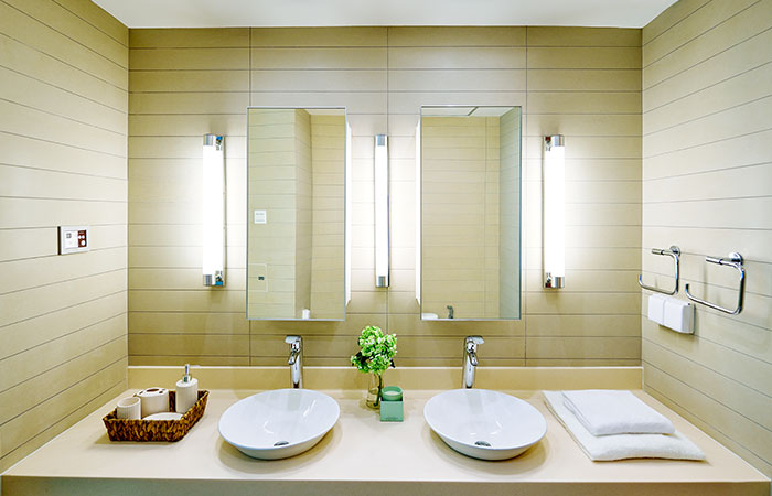 washrooms- Havelock City luxury apartments colombo sri lanka
