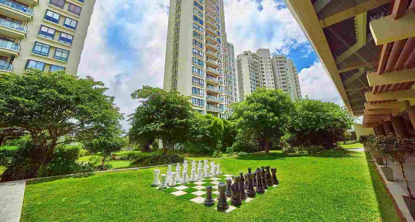 Luxury Apartments in Colombo Sri Lanka   Havelock City nature