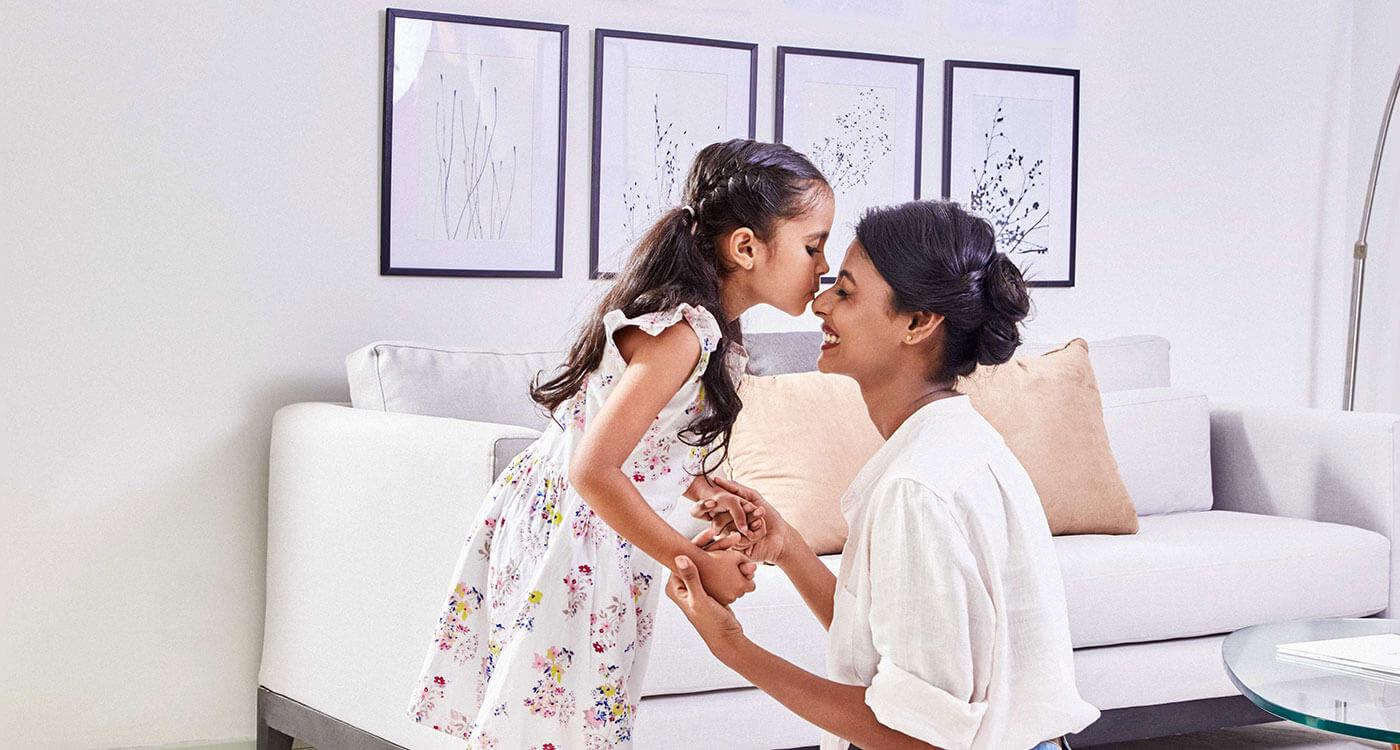 Luxury Apartments in Colombo Sri Lanka - family