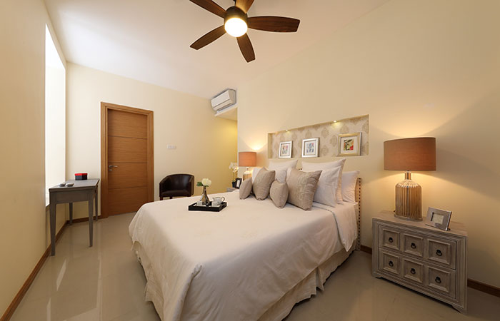 bedrooms - Havelock City luxury apartments for sale in colombo sri lanka