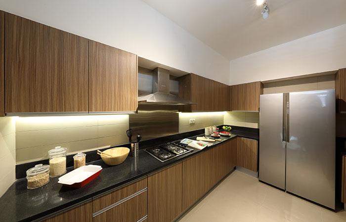 kitchen - Havelock City luxury apartments for sale in colombo sri lanka