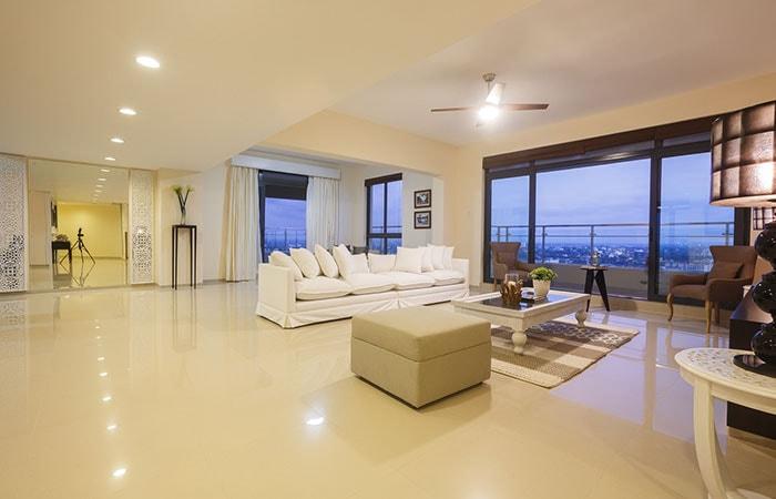 living-area-01 - Havelock City luxury apartments colombo sri lanka