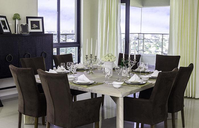 havelock-city-living-area- Havelock City luxury apartments colombo sri lanka