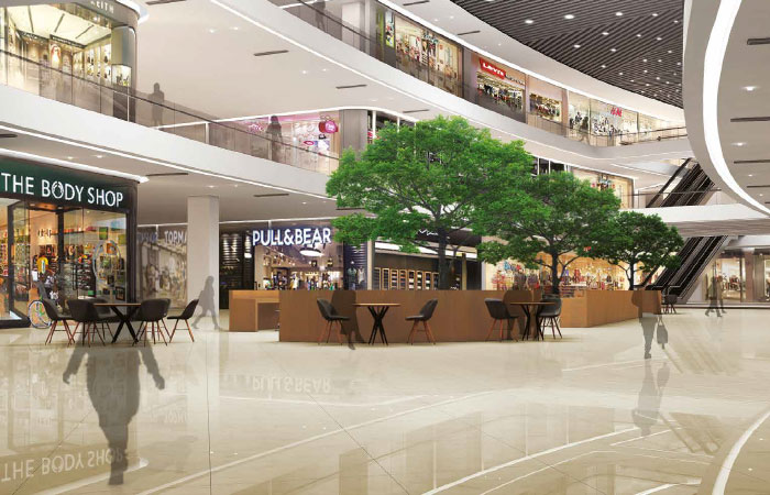 havelock-city-shopping-mall-Havelock City luxury apartments for sale in colombo sri lanka