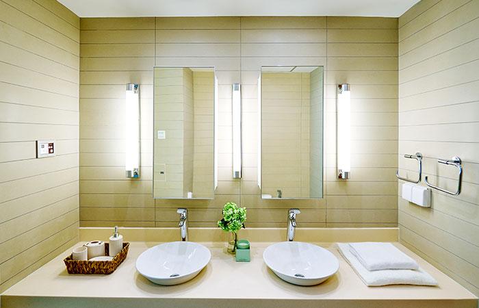washrooms- Havelock City luxury apartments colombo sri lanka