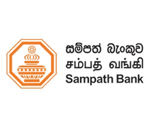 Sampath Bank Logo